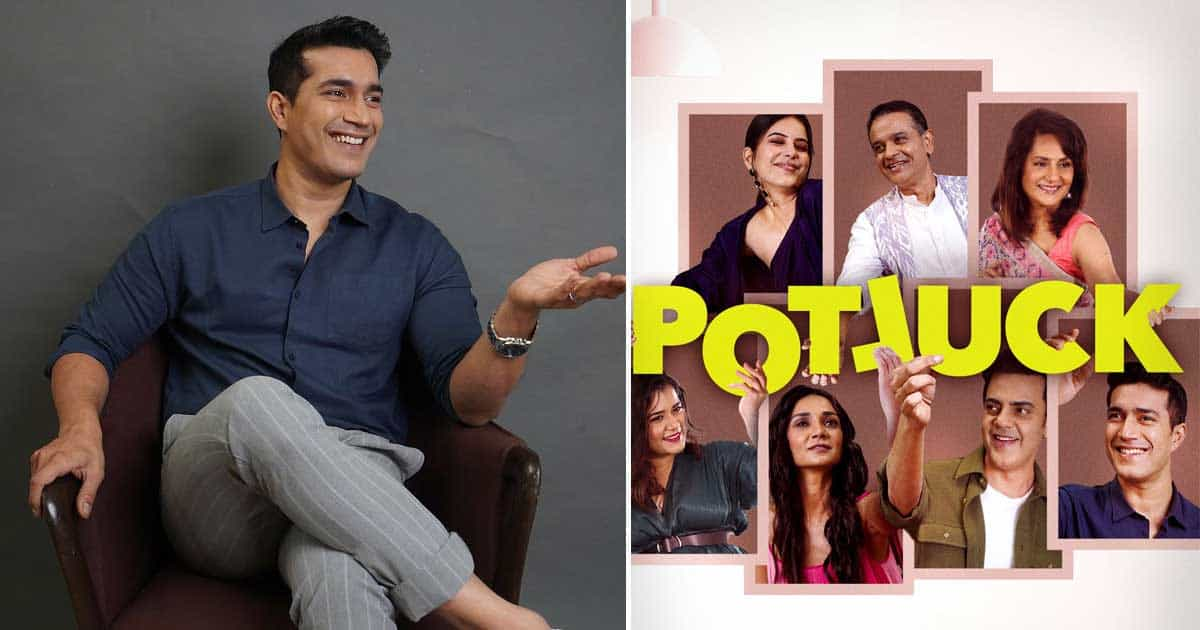 Harman Singha Of 'Potluck' Says He Never Wanted To Be An Actor & Was Focused On A Career In Merchant Navy