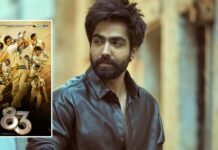 Harrdy Sandhu can't wait for '83' to open its innings in theatres