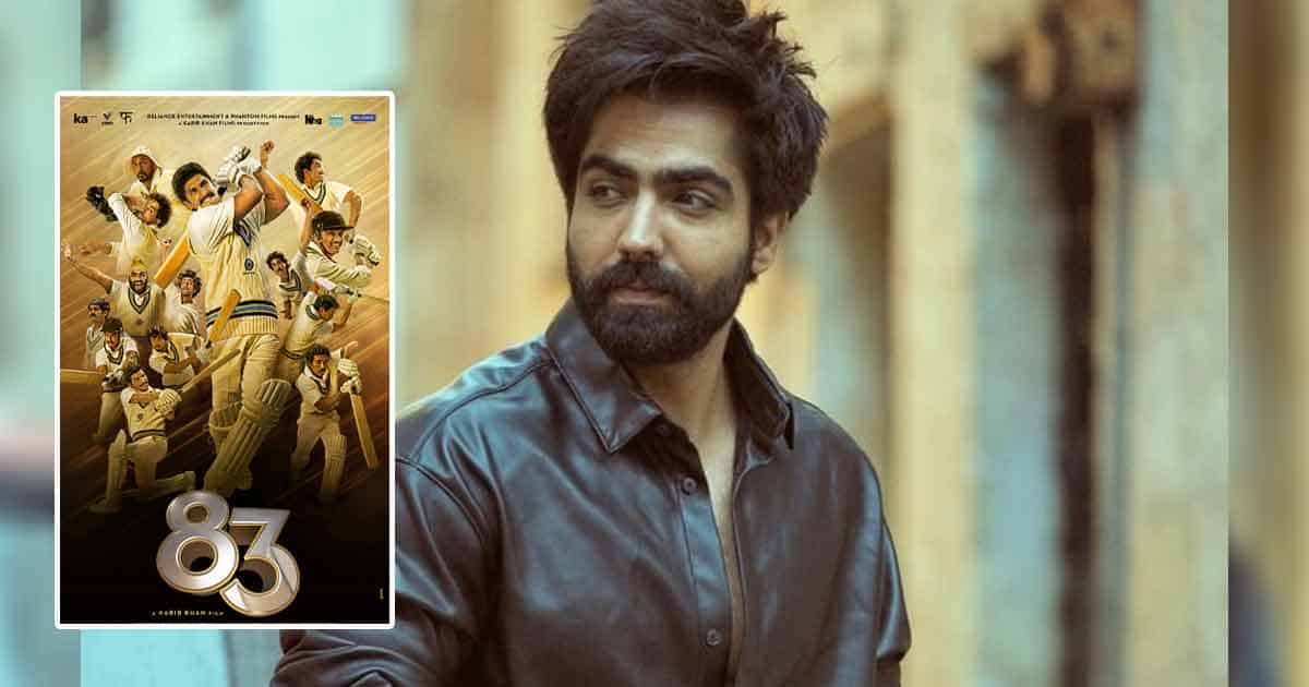 Singer-Actor Harrdy Sandhu Can't Wait For The Release Of His Upcoming Film '83