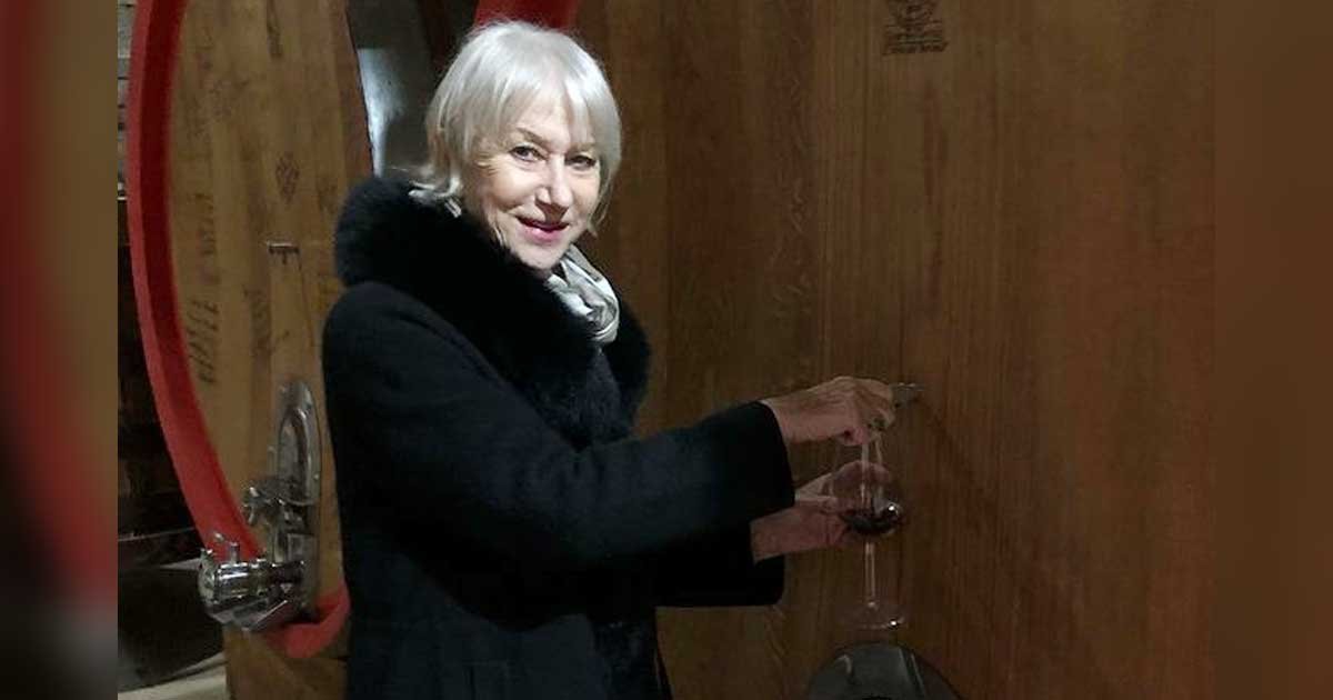 Helen Mirren Set To Host 'Harry Potter' Themed Game Show