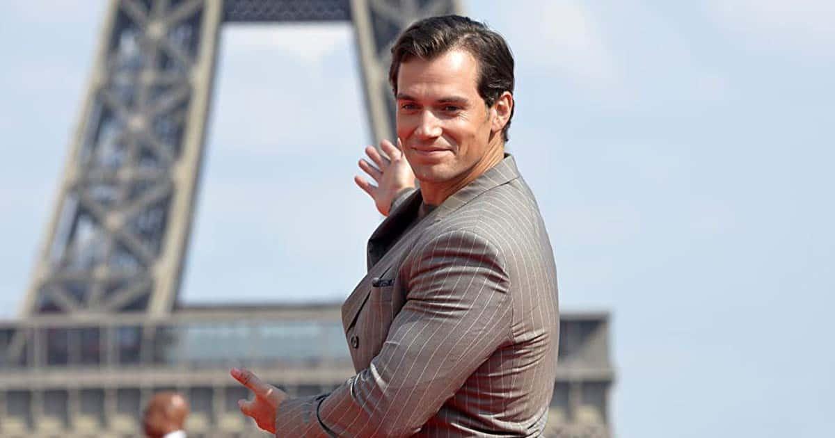 Henry Cavill Would Even Play A James Bond Villain