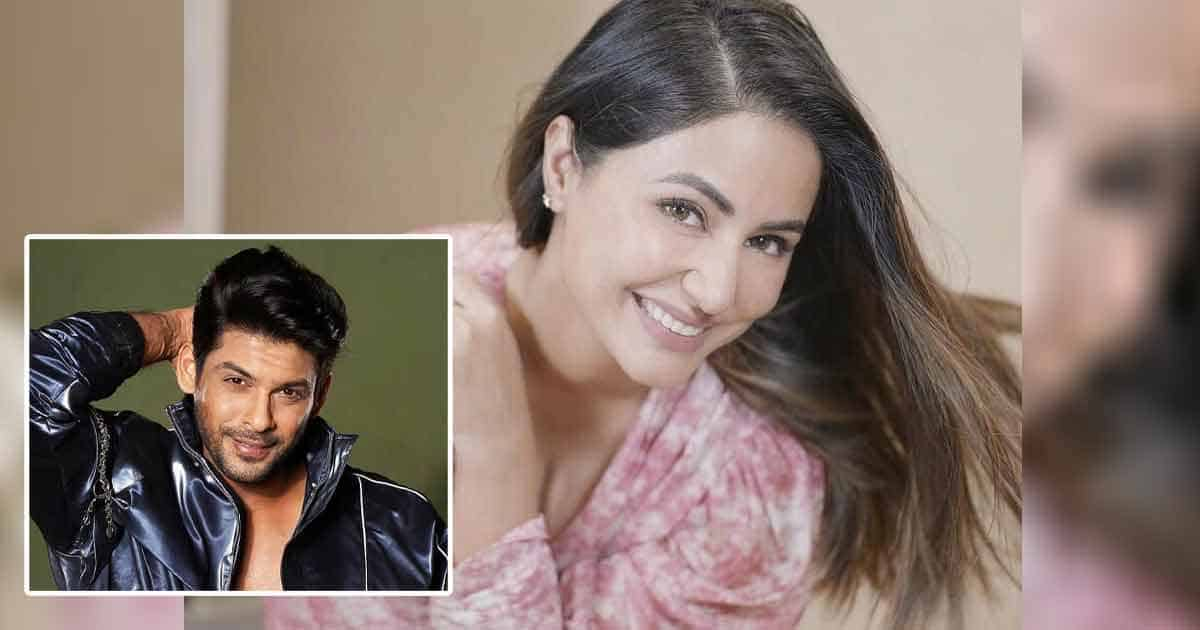 Hina Khan Reveals Sidharth Shukla Made Her Smile After Her Father's Demise, Read On