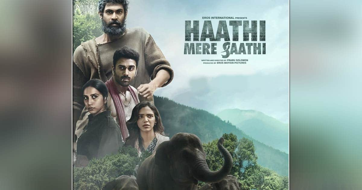 Hindi version of Prabu Solomon's 'Haathi Mere Saathi' to be aired on DTH