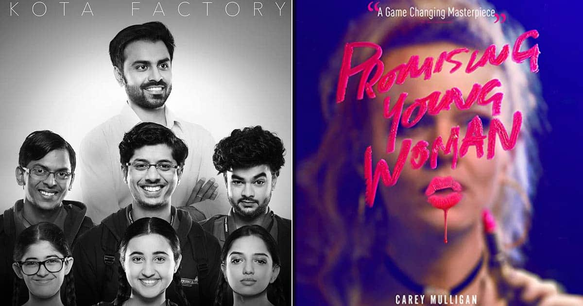 Kota Factory 2 To Promising Young Woman - Binge Menu Is Out For This Week