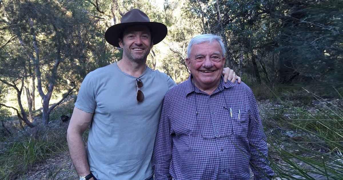 Hugh Jackman's Father Dies At 84