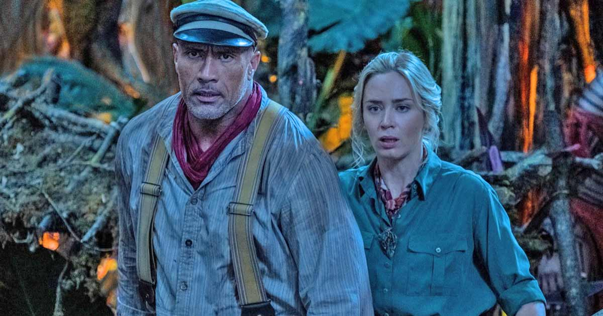 Emily Blunt On Her Role As Dr. Lily Houghton In Jungle Cruise
