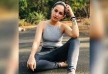 I have been living as Mirabai, not as Lavina, says actress