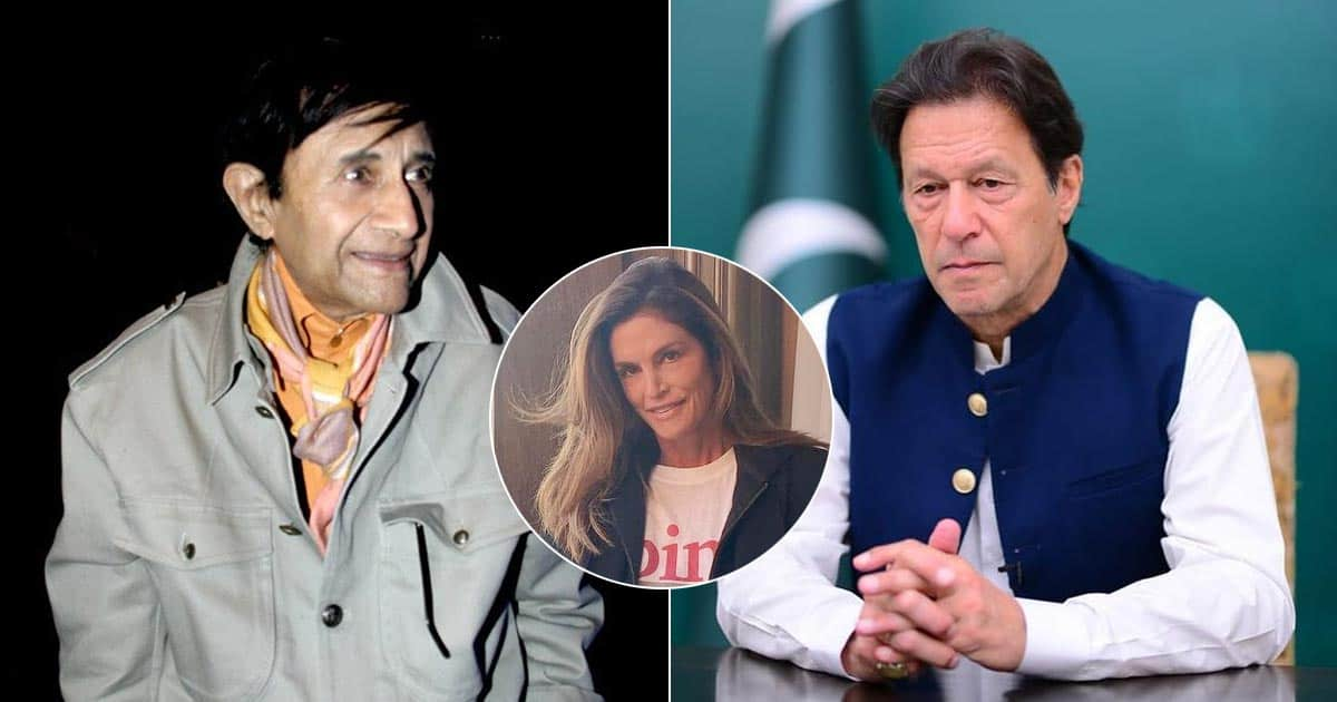 Imran Khan declined Dev Anand's offer to act in 'Awwal Number', where Cindy Crawford also 'showed up'(Photo Credit: Instagram/wikipedia)
