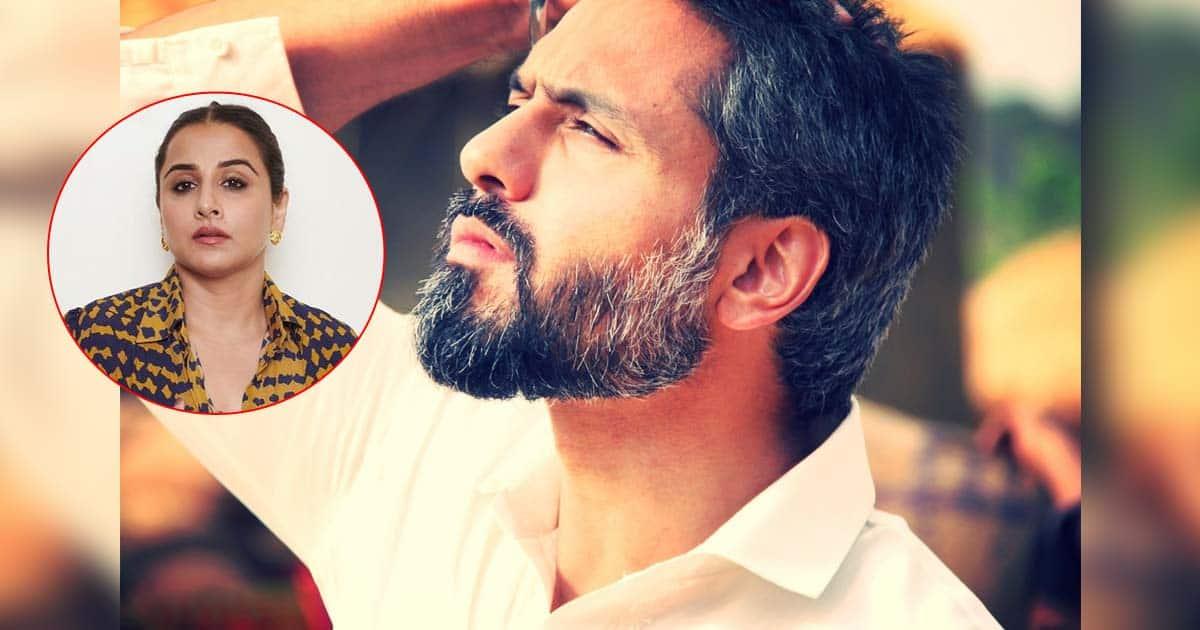 "Iqbal Khan On Working With Vidya Balan: ""She Is Like A Human Dynamo"""