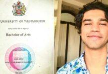 Irrfan Khan's son Babil gets degree despite dropping out