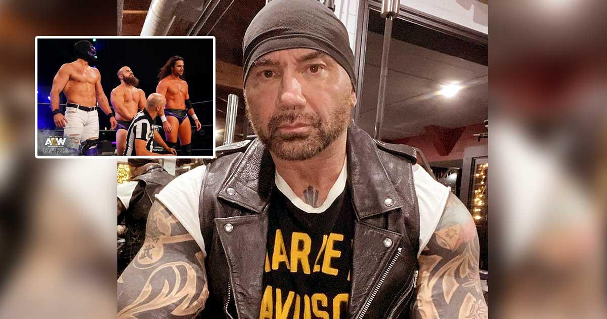 Is Batista Joining AEW?