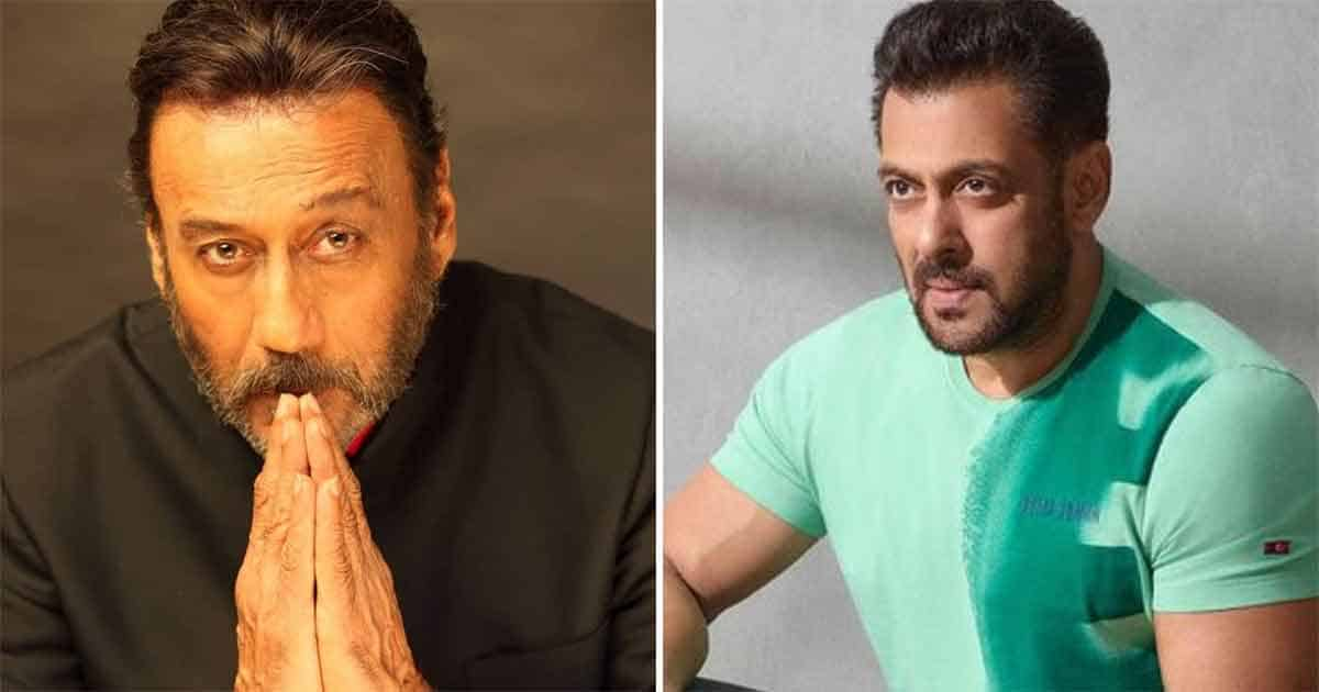 Jakie Shroff Opens Up About His Journey In Films With Radhe Co-star Salman Khan