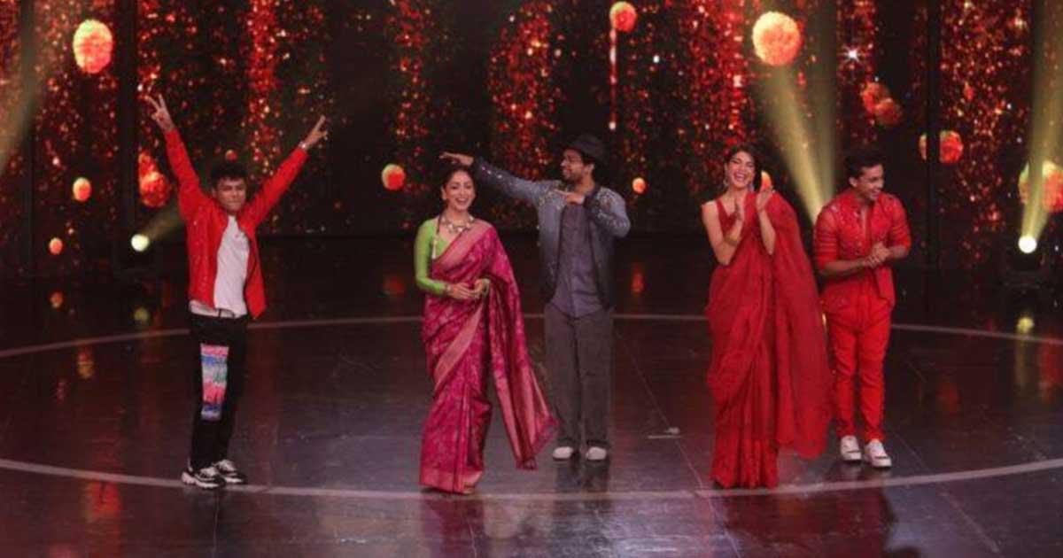 Dance Deewane: Jacqueline Fernandez & Yami Gautam Join Madhuri Dixit On The Show