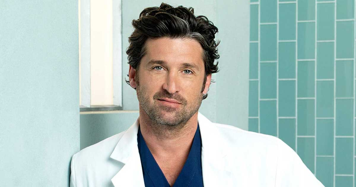 James D Parriott Makes Shocking Revelation About Patrick Dempsey's Exit From Grey's Anatomy In A New Book