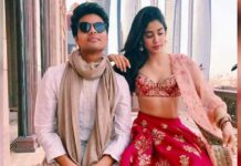 Janhvi Kapoor's 'Oh So Hot' PDA With Ex Boyfriend Akshat Rajat Sets The Internet On Fire As Netizens Assume If They're Back Together