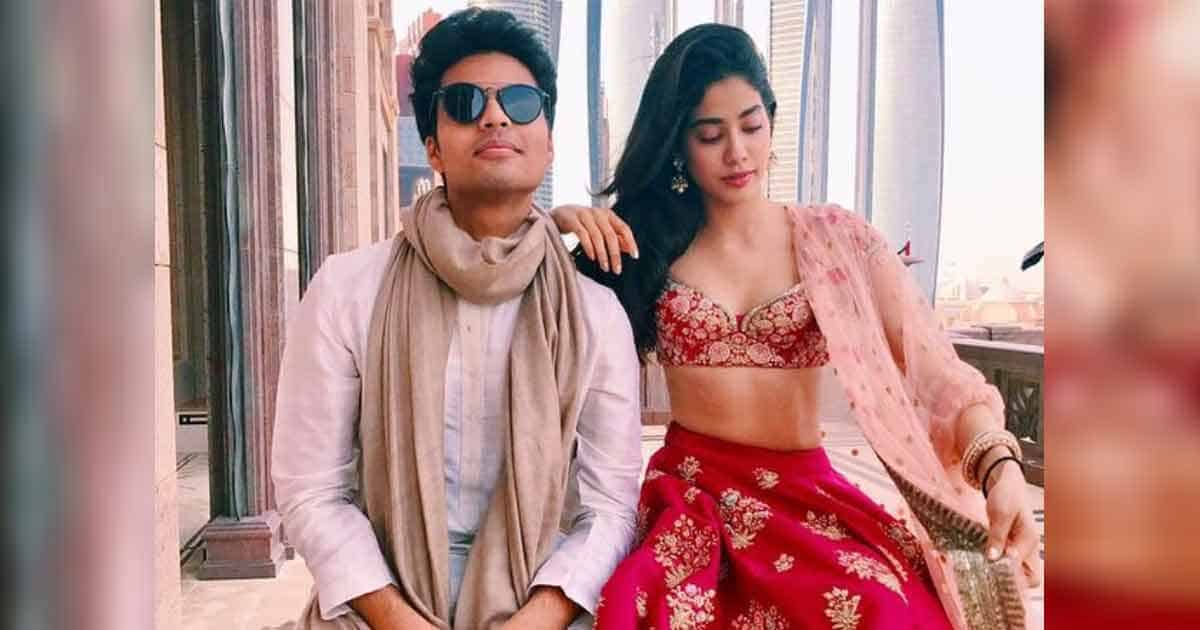 Janhvi Kapoor Back With Former Sweetheart Akshat Rajan? The Duo Can't Get Off Eachother In Insta Video
