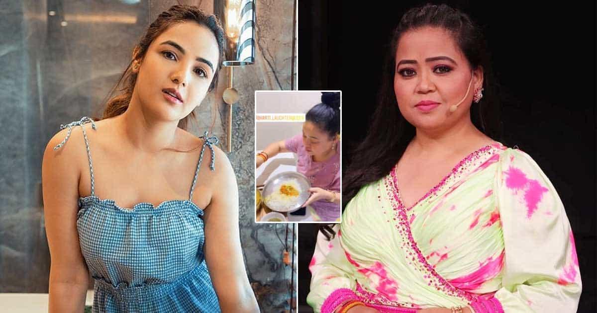 Jasmin Bhasin Reveals BFF Bharti Singh's Secret Diet & It's Hilarious!
