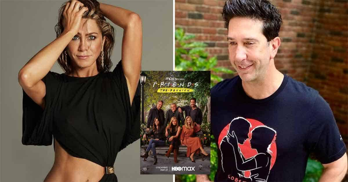 Jennifer Aniston Was Not Fully On-Board With The Idea Of A Friends Reunion Special
