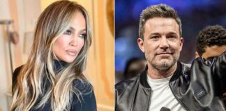 Jennifer Lopez & Ben Affleck Look So In Love On Their First Red Carpet At Venice Film Festival