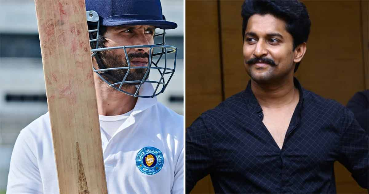 Jersey Fame Nani Feels Shahid Kapoor Will 100% Do Better Than Him In Hindi Remake