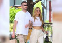 JLaw expecting 1st baby with husband Maroney