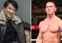 John Cena & Jackie Chan Once Made A Movie Together Which May Never See The Light Of Day