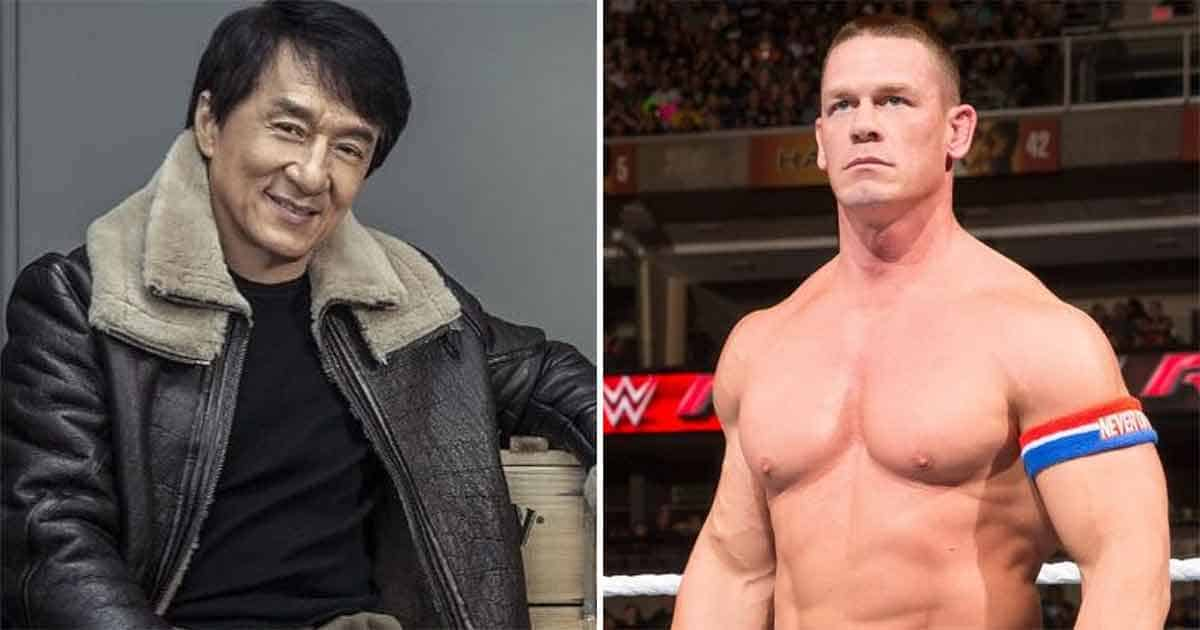 John Cena & Jackie Chan Made A Movie Together In 2018 But It May Never Be Released?