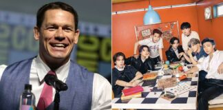 John Cena Reveals That BTS Was His Go-To Music While Filming The Suicide Squad
