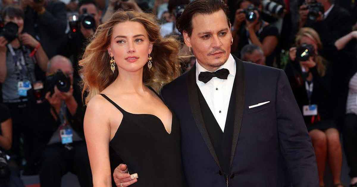 Johnny Depp's Press Conference At San Sebastian Film Festival Interrupted By Recording Of Ex-Wife Amber Heard