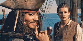 Johnny Depp Slips Into Pirates Of The Caribbean's Jack Sparrow For A Young Fan