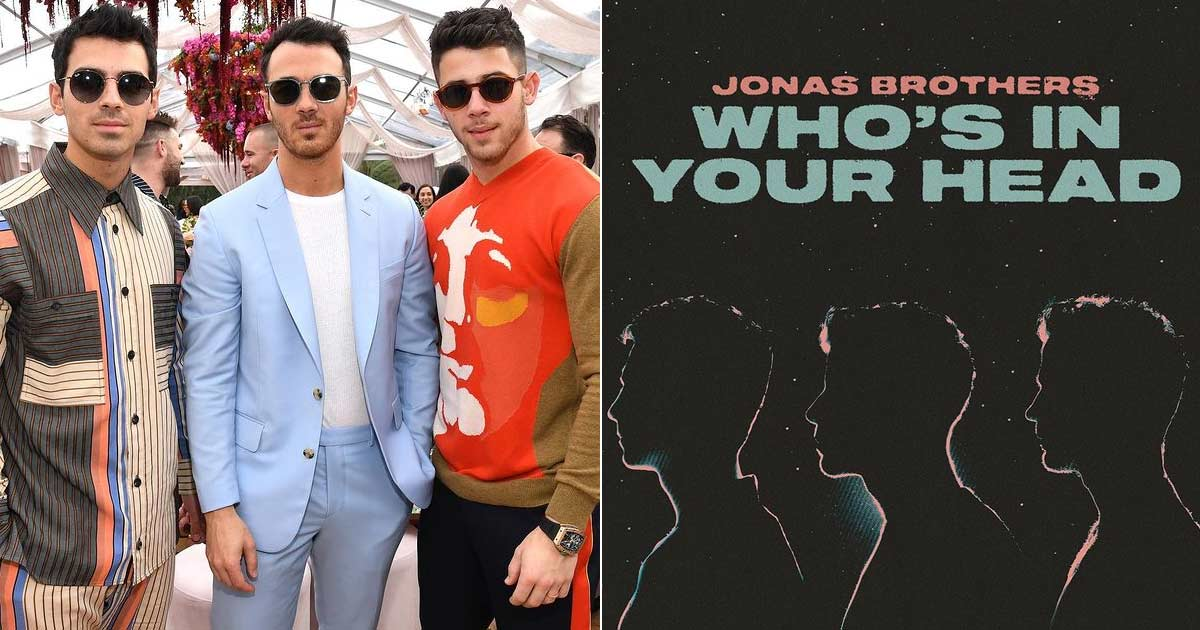 Jonas Brothers' Fans! New Single 'Who's In Your Head' Is All Set To Arrive, Release Date Revealed!