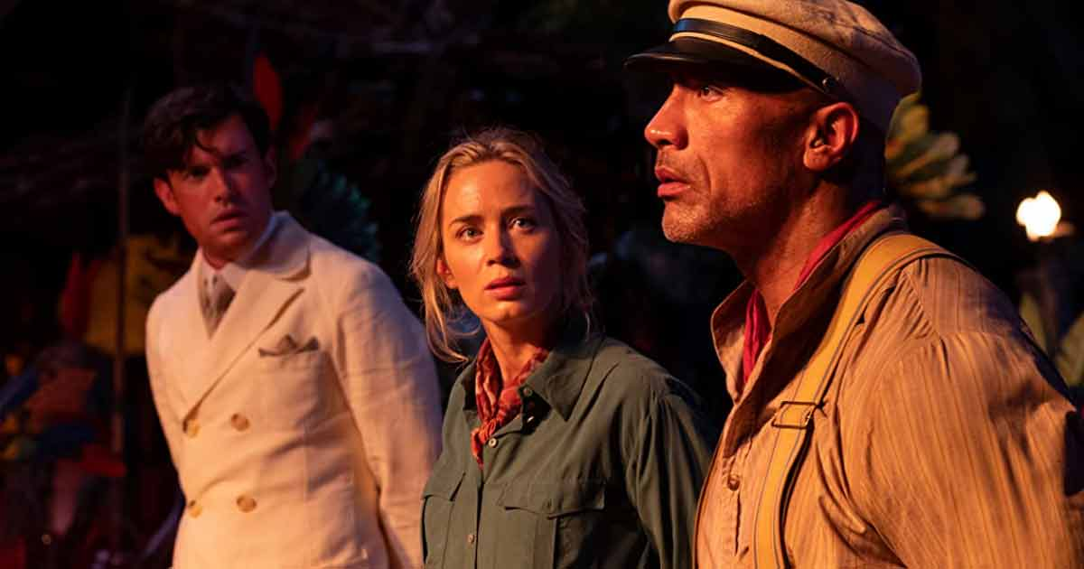 Jungle Cruise Movie Review: Dwayne Johnson, Emily Blunt are 'slow and not so furious' at sea!  – Filmywap 2021: Filmywap Bollywood, Punjabi, South, Hollywood Movies, Filmywap Latest News