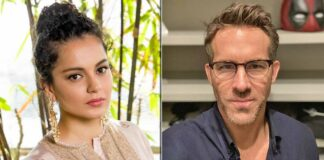 Kangana Ranaut Calls Out Ryan Reynolds For His Statements
