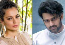 Kangana Ranaut Expresses Her Desire To Share Screen Space With Prabhas