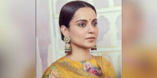 Kangana says she doesn't plan to join politics 'just now'