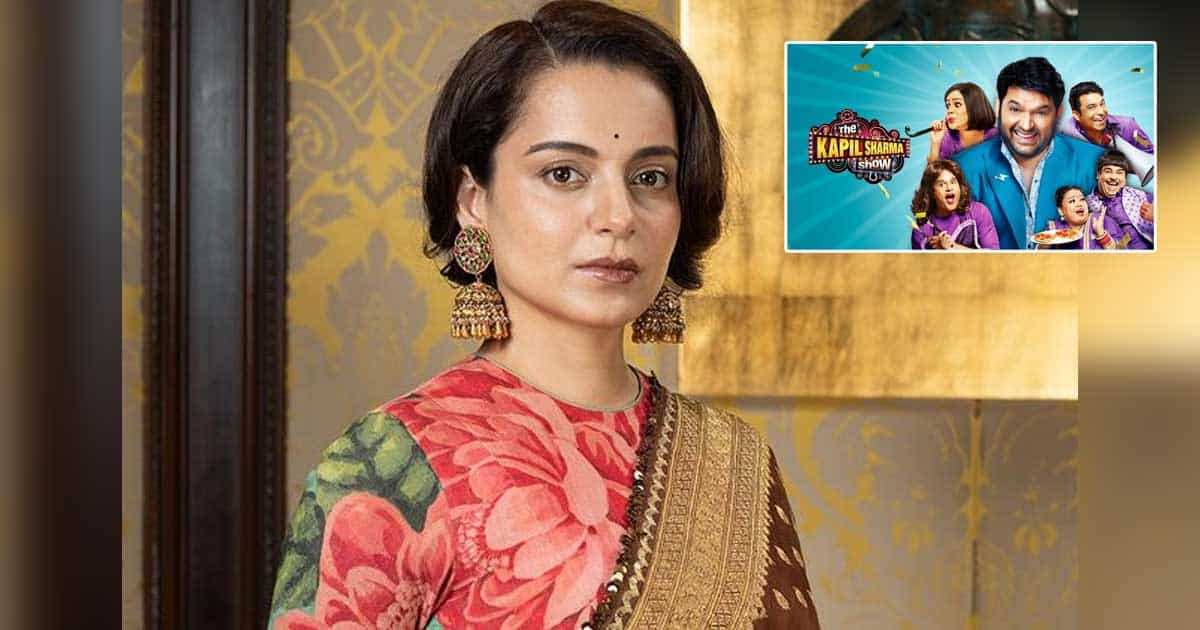 Kapil Sharma Gets Kangana Ranaut To React To Her 'Velle Log' On Twitter Comment, She Recalls Facing 200 Cases Daily, Read On