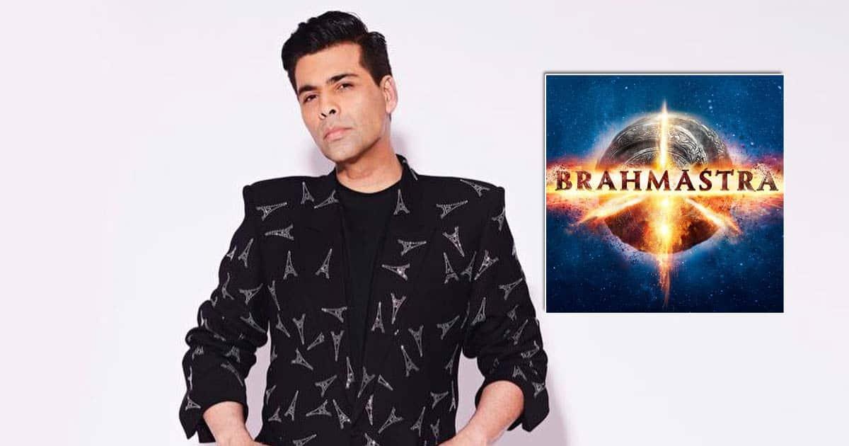 Karan Johar Refused To Have Filed The Insurance Claims For His Upcoming Movie 'Brahmastra', Starring Amitabh Bachchan, Ranbir Kapoor & Alia Bhatt