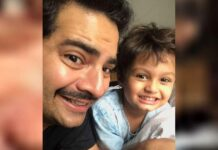 Karan Mehra On A Mission To Protect Son Kavish 'From All Evil' Amid Current Feud With Wife Nisha Rawal