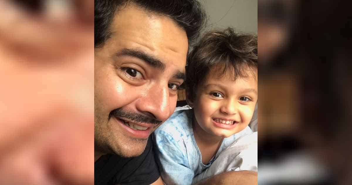 Karan Mehra Vows To Protect His Son From 'Evil' Amid His Feud With Wife Nisha Rawal
