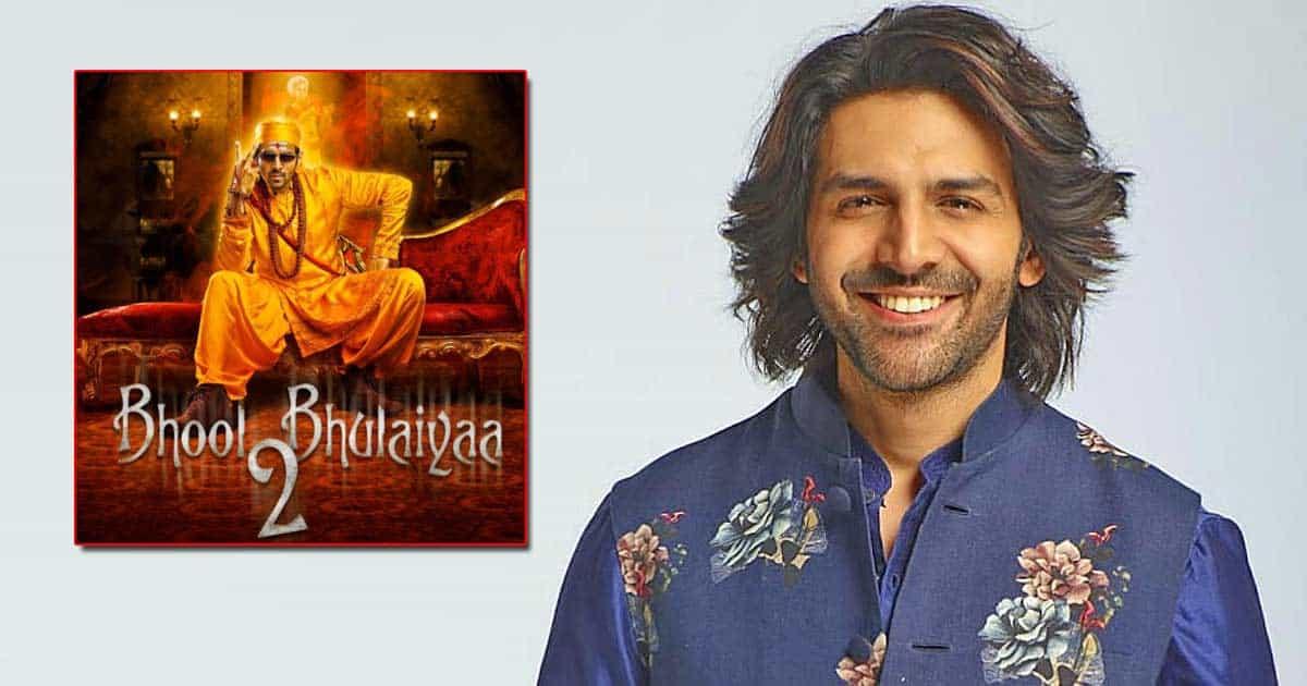 Kartik Aaryan does 'most challenging' sequence for 'Bhool Bhulaiyaa 2'