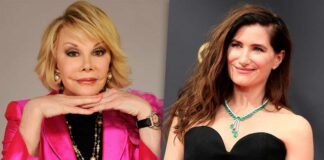 Kathryn Hahn to play comedy icon Joan Rivers in 'The Comeback Girl'