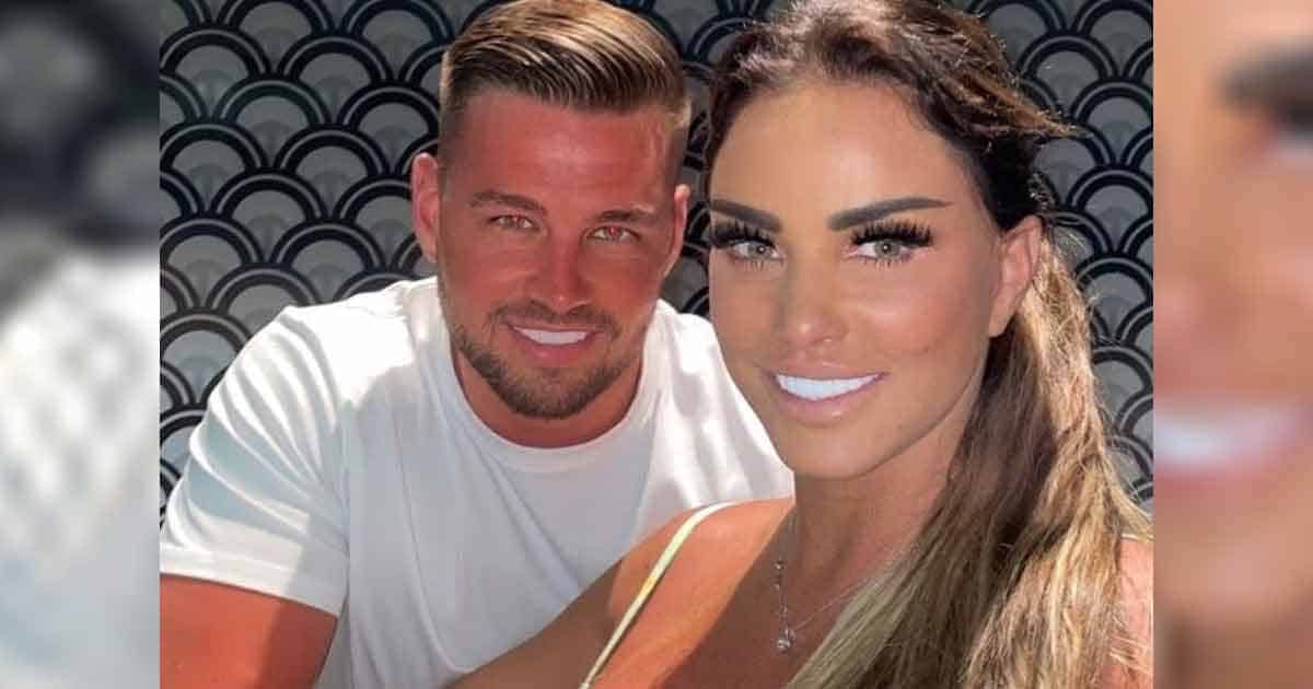 Katie Price dumps fiance Carl Woods before attending NTA