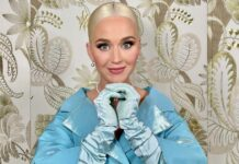 Katy Perry: Motherhood was my first experience of 'unconditional love'