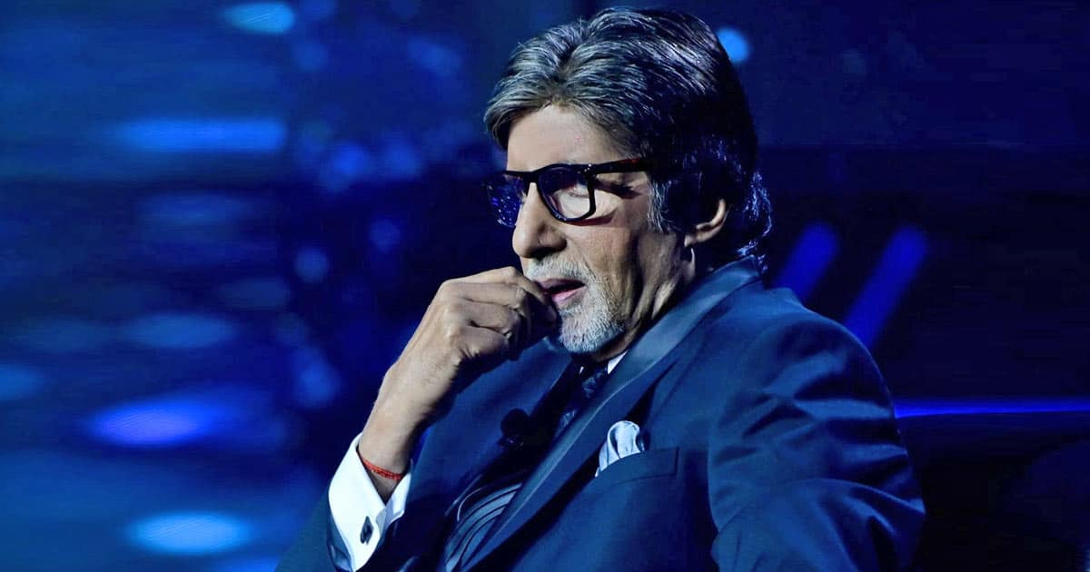Kaun Banega Crorepati 13: Amitabh Bachchan Knows How To Give A Witty Response & The Recent Episode Is A Proof