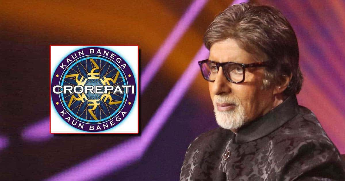 KBC 13: Amitabh Bachchan Proposes A Teacher Contestant For A Date