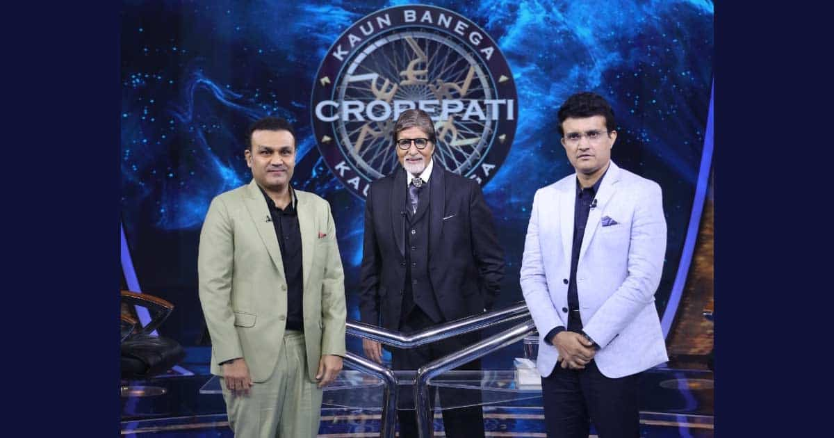 KBC 13: Sehwag says he followed Sourav blindly on the field