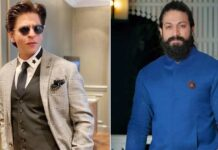 KGF Star Yash Describes Shah Rukh Khan In One Word