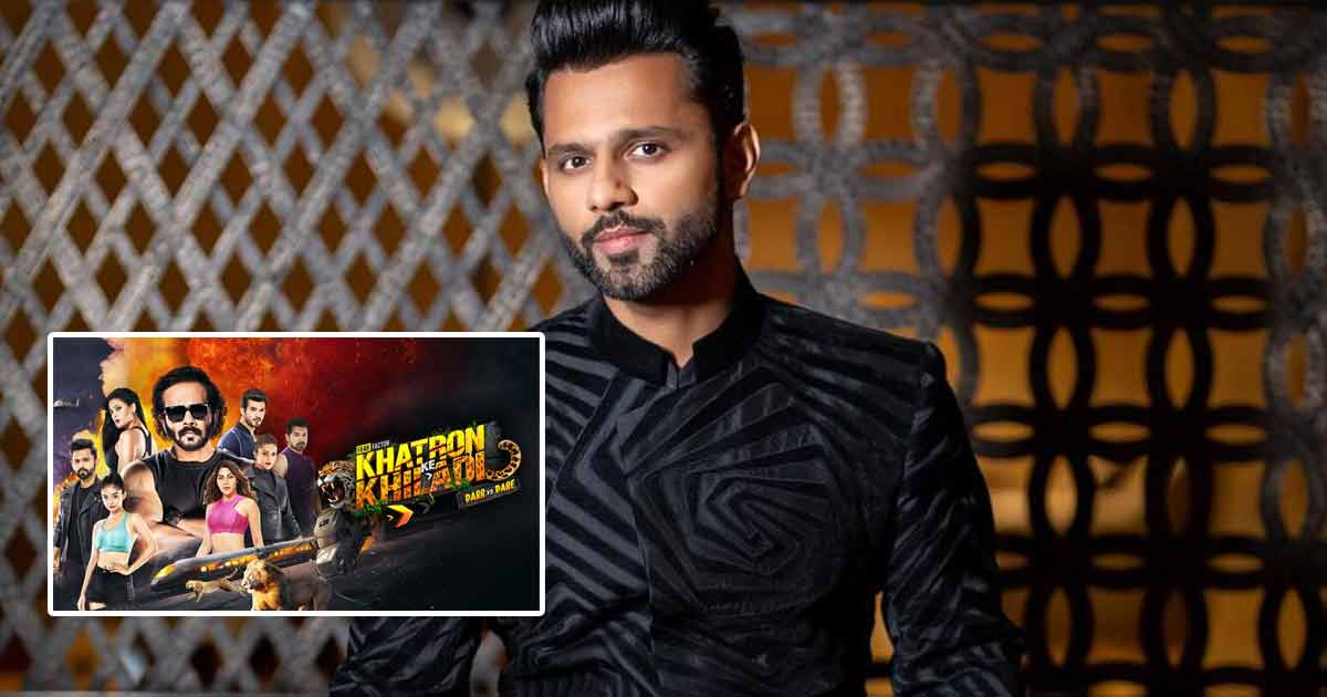 Rahul Vaidya Feels He Was The Toughest Contestant On Khatron Ke Khiladi 11