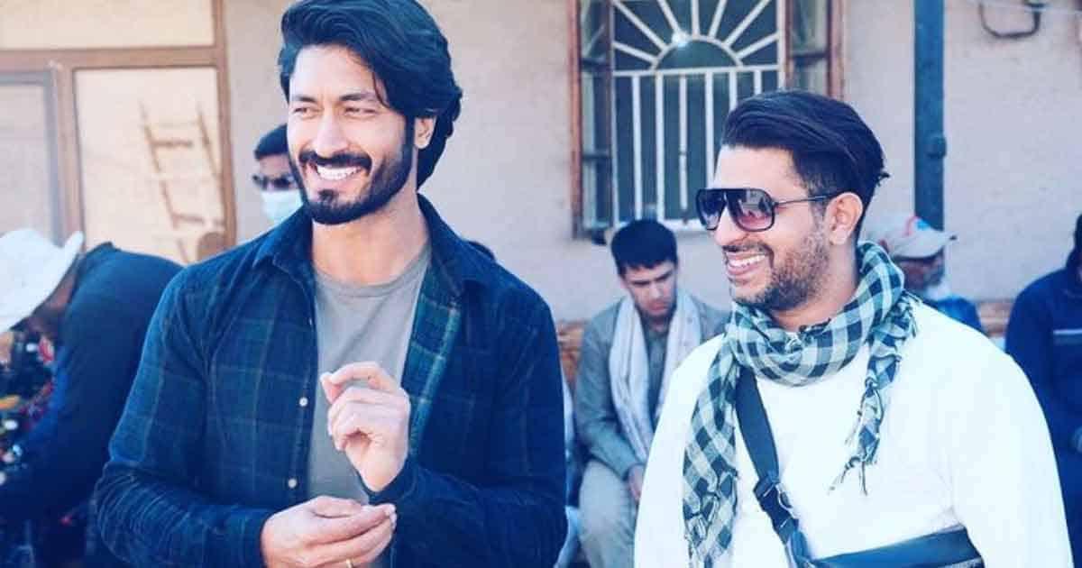 'Khuda Haafiz' director says 'Chapter 2' will show a new Vidyut Jammwal
