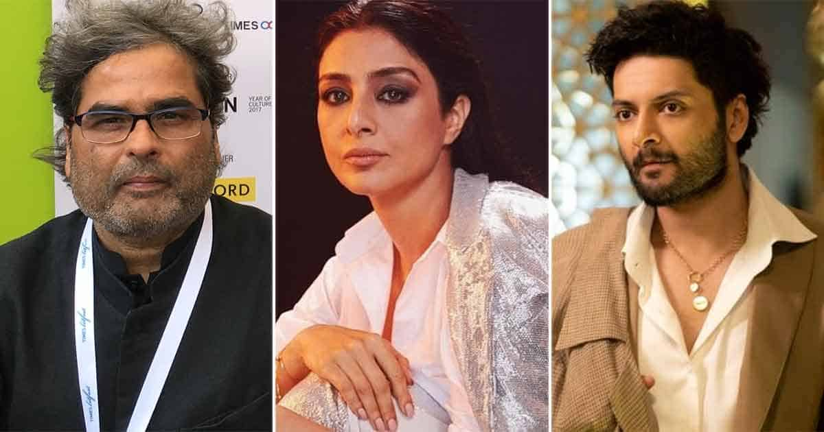 'Khufiya', directed by Vishal Bhardwaj, is based on the popular espionage novel 'Escape to Nowhere' by Amar Bhushan and will release exclusively on Netflix